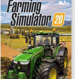 Nintendo Switch Farming Simulator 20 (USED)
