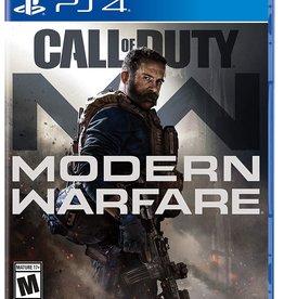 Playstation 4 Call of Duty Modern Warfare (USED)