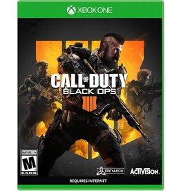 Xbox One Call of Duty Black Ops IIII (Used)