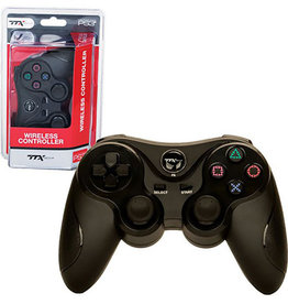 Playstation 3 PS3 Wireless Controller (TTX, Black)