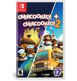 Nintendo Switch Overcooked 1 & 2 Double Pack (SW)