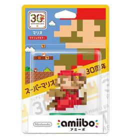 Nintendo 8 Bit Mario Amiibo Classic Color (30th Anniversary, Japanese Import)