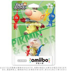 Amiibo Pikmin & Olimar Amiibo (Japanese Import)
