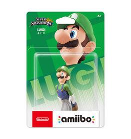 Amiibo Luigi Smash Bros. (Japanese Import)