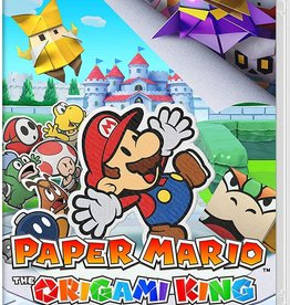 Nintendo Switch Paper Mario The Origami King