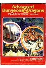 Intellivision Advanced Dungeons & Dragons: Treasure of Tarmin (CiB)