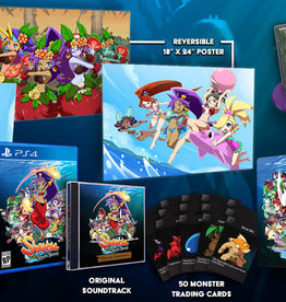 Nintendo Switch Shantae and the Seven Sirens Collectors Edition (LRG) Preorder *ONE COPY PER CUSTOMER*