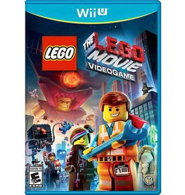 Wii U LEGO Movie Videogame (CiB)