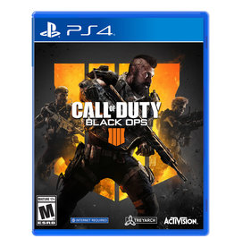 Playstation 4 Call of Duty Black Ops IIII (CiB)