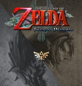 Wii Legend of Zelda Twilight Princess, The (BRAND NEW)