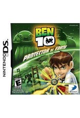 Nintendo DS Ben 10 Protector of Earth