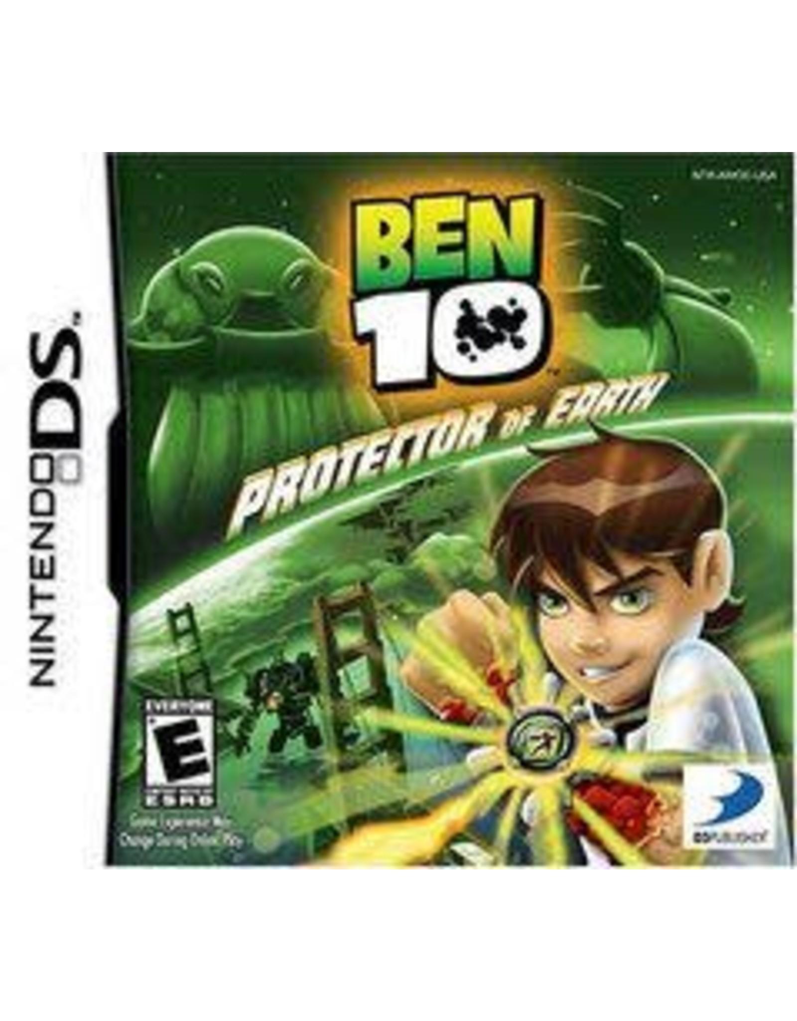 Nintendo DS Ben 10 Protector of Earth (CiB)
