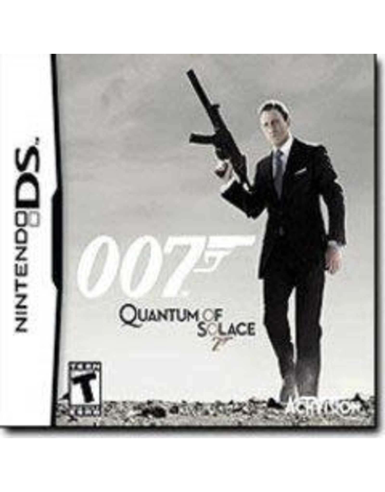 Nintendo DS 007 Quantum of Solace (CiB)