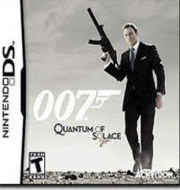 Nintendo DS 007 Quantum of Solace