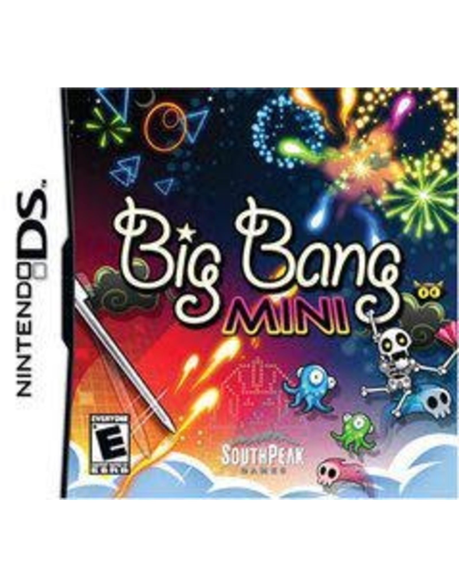 Nintendo DS Big Bang Mini (CiB)
