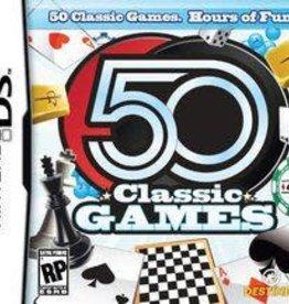 Nintendo DS 50 Classic Games