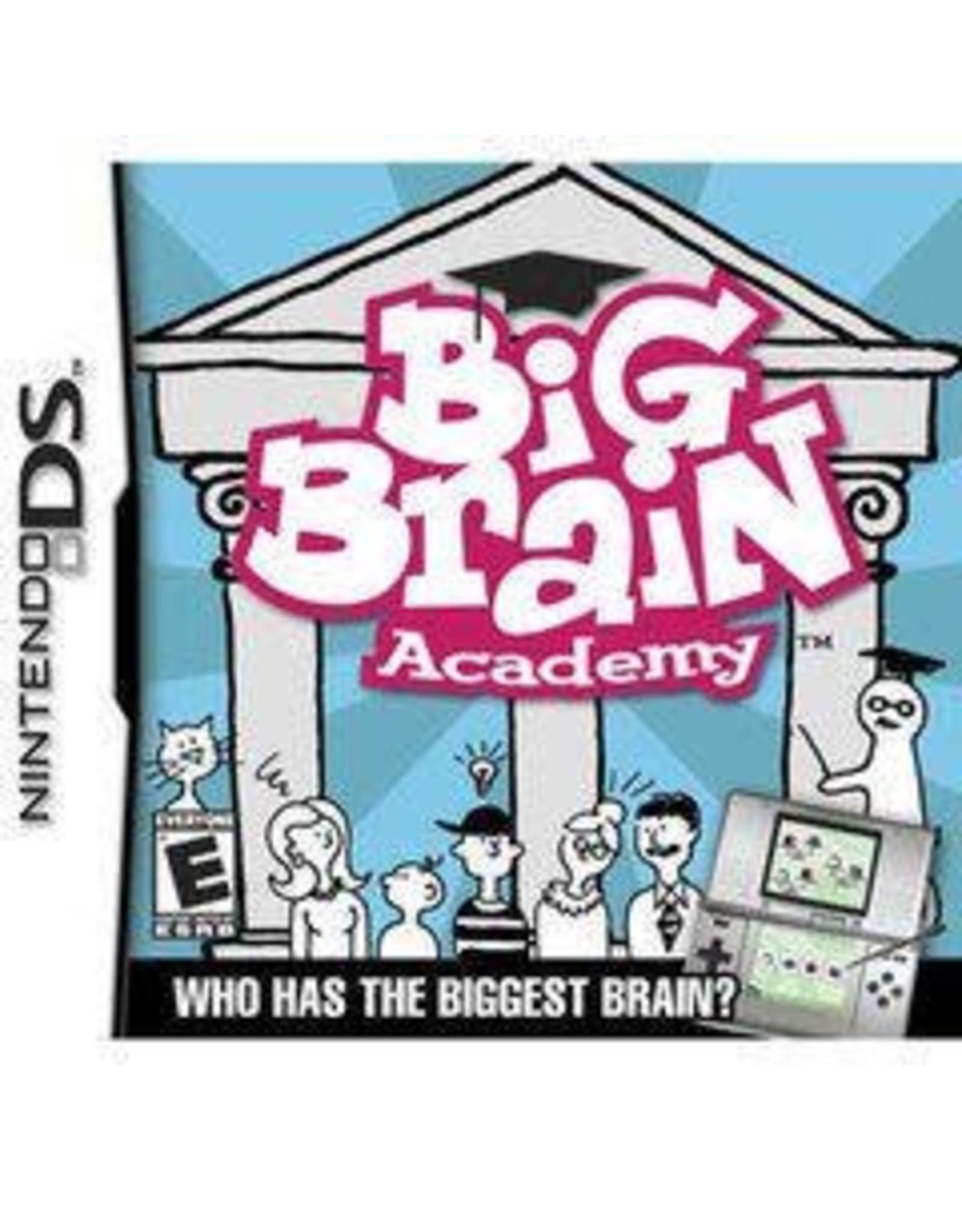 Nintendo DS Big Brain Academy (CIB)