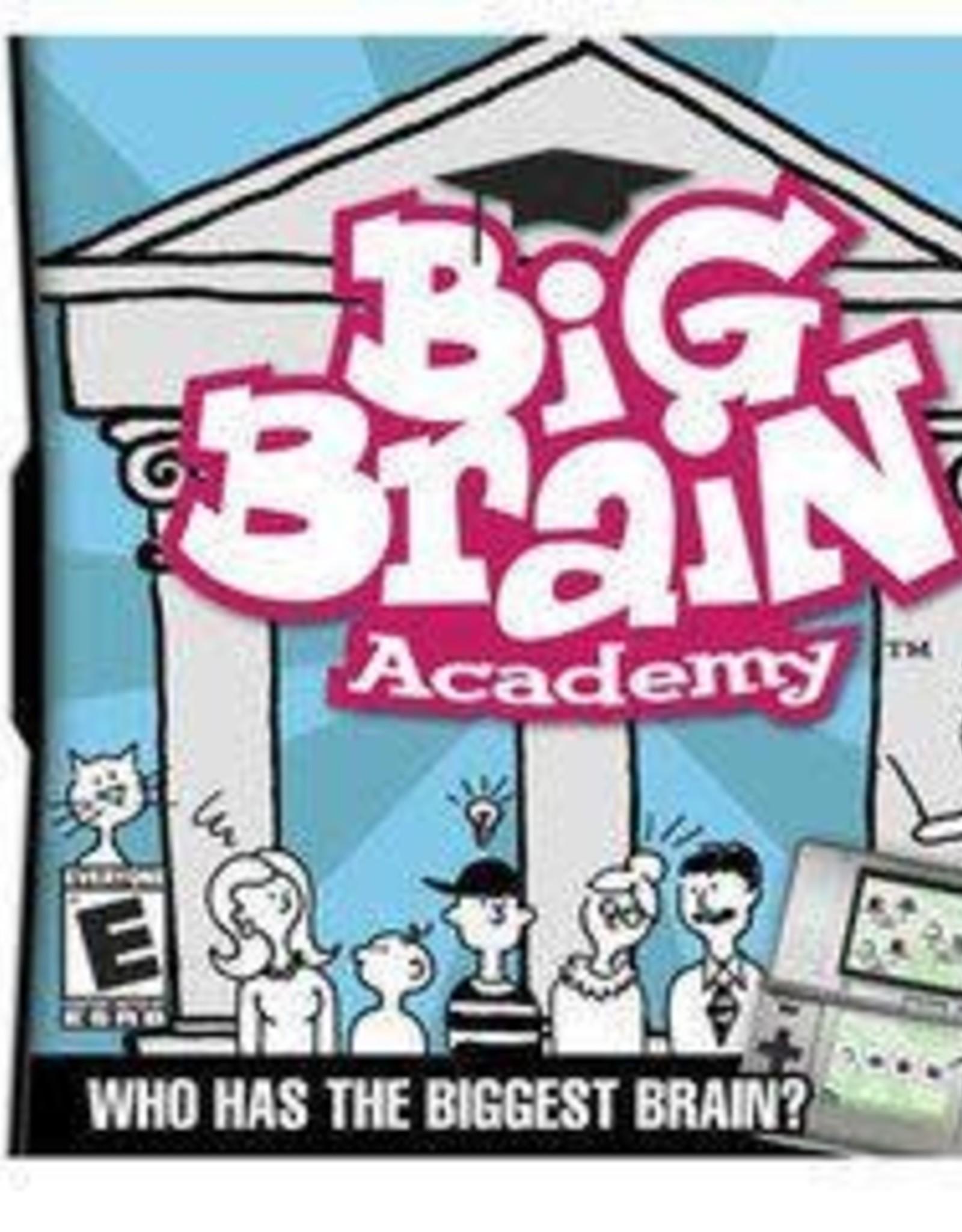 Nintendo DS Big Brain Academy (Cart Only)