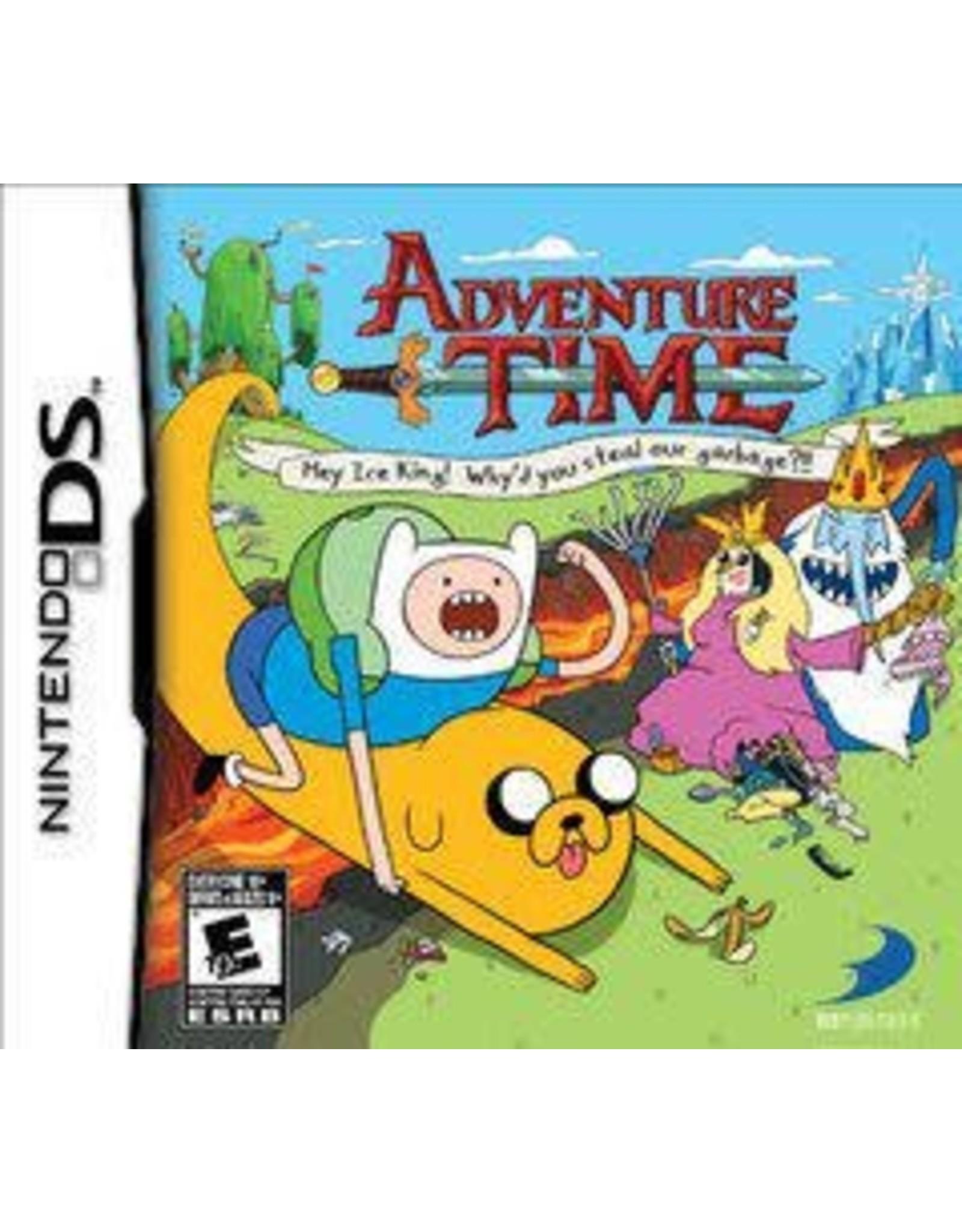 Nintendo DS Adventure Time: Hey Ice King (CIB)