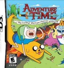 Nintendo DS Adventure Time: Hey Ice King