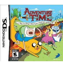 Nintendo DS Adventure Time: Hey Ice King (CIB)