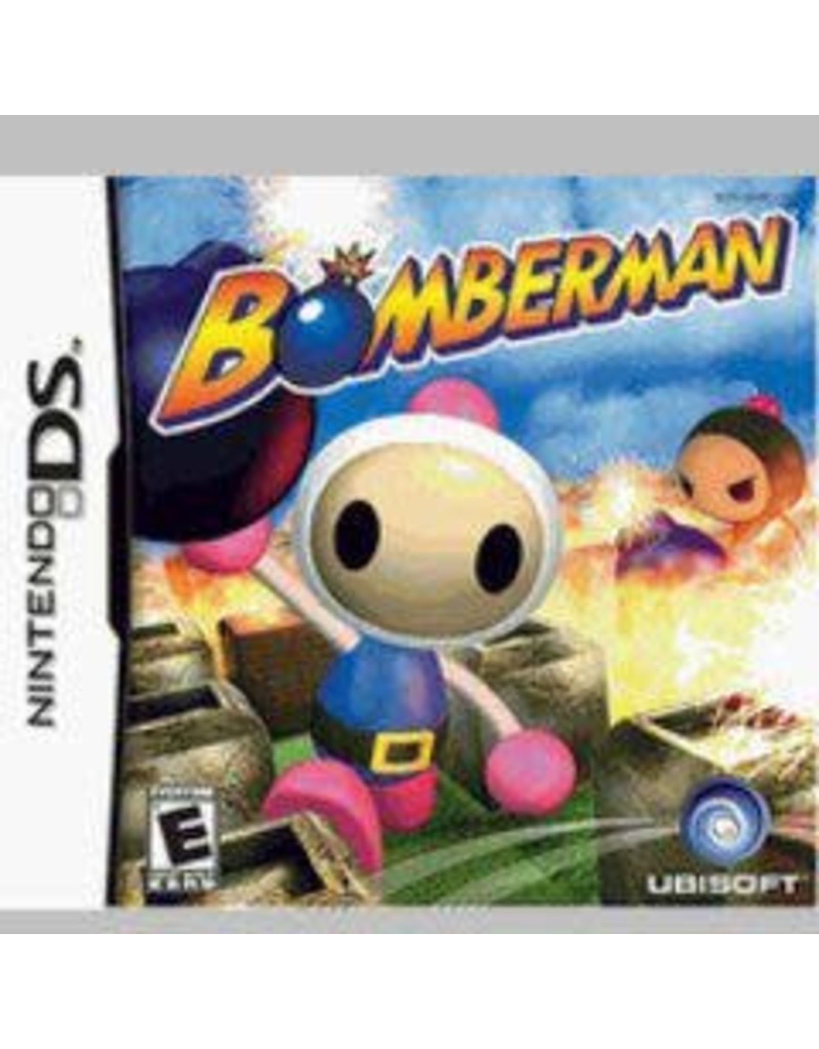 Nintendo DS Bomberman (CiB)