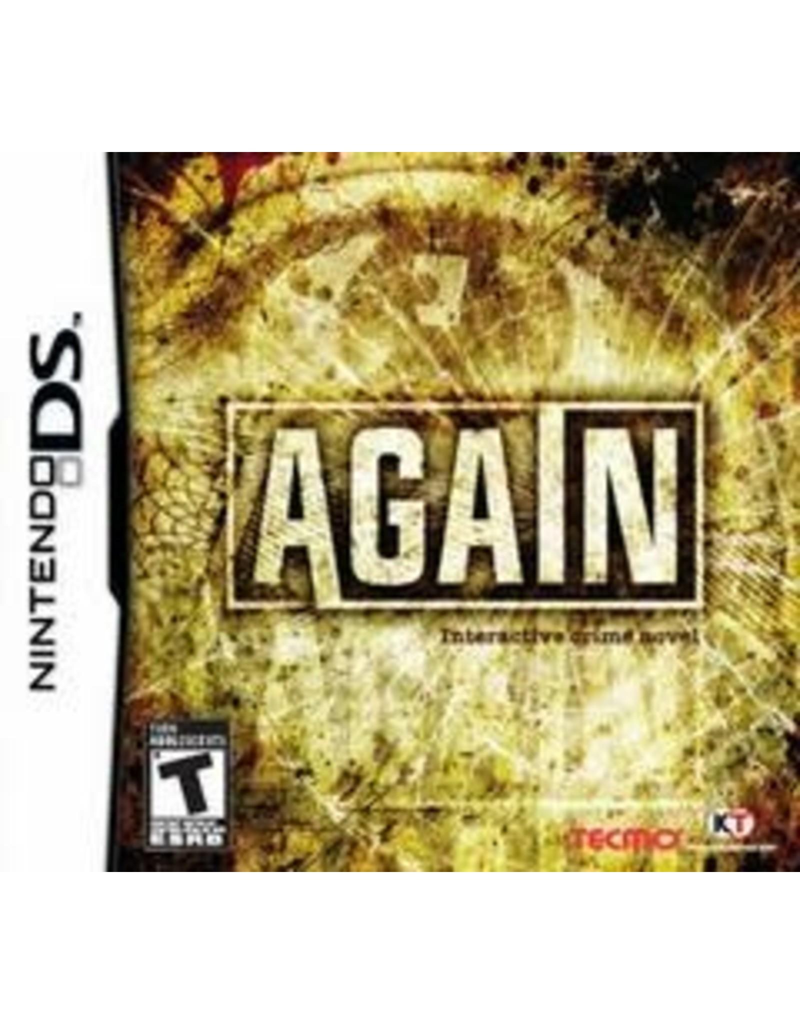 Nintendo DS Again (CiB)