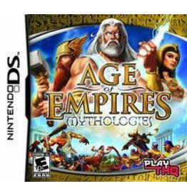 Nintendo DS Age of Empires Mythologies (CiB)