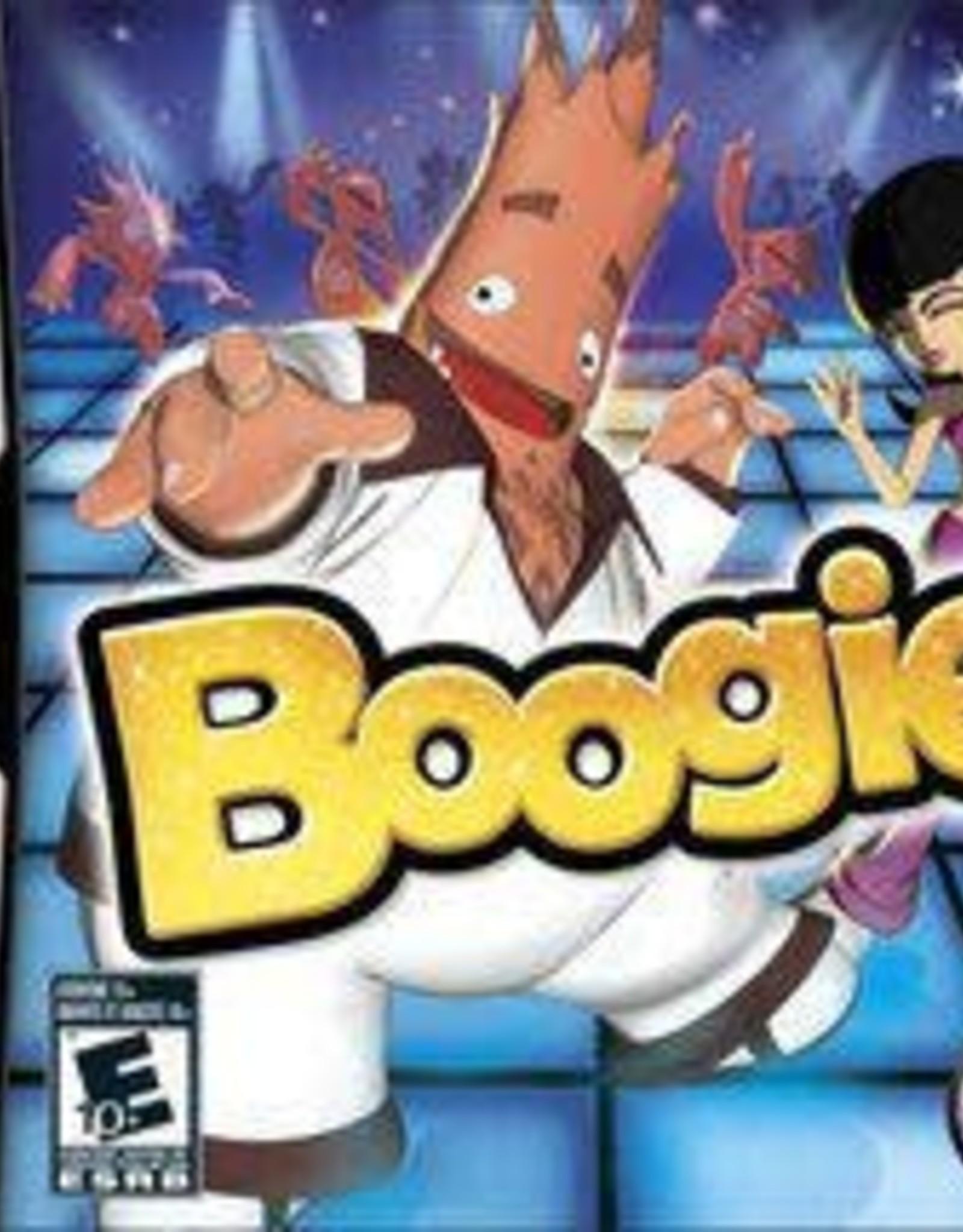Nintendo DS Boogie