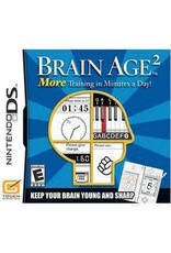 Nintendo DS Brain Age 2 (CiB)