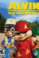 Nintendo DS Alvin & Chipmunks: Chipwrecked