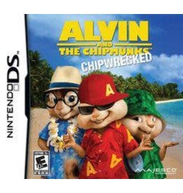 Nintendo DS Alvin & Chipmunks: Chipwrecked