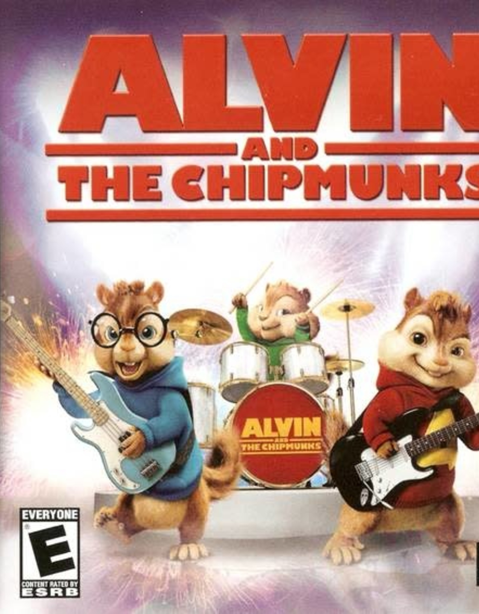 Nintendo DS Alvin And The Chipmunks The Game (Cart Only)