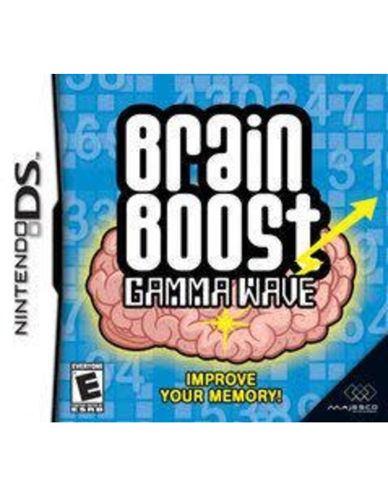 Nintendo DS Brain Boost Gamma Wave
