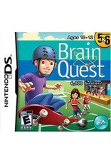 Nintendo DS Brain Quest Grades 5 & 6 (CiB)