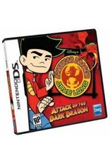 Nintendo DS American Dragon Jake Long Attack of the Dark Dragon