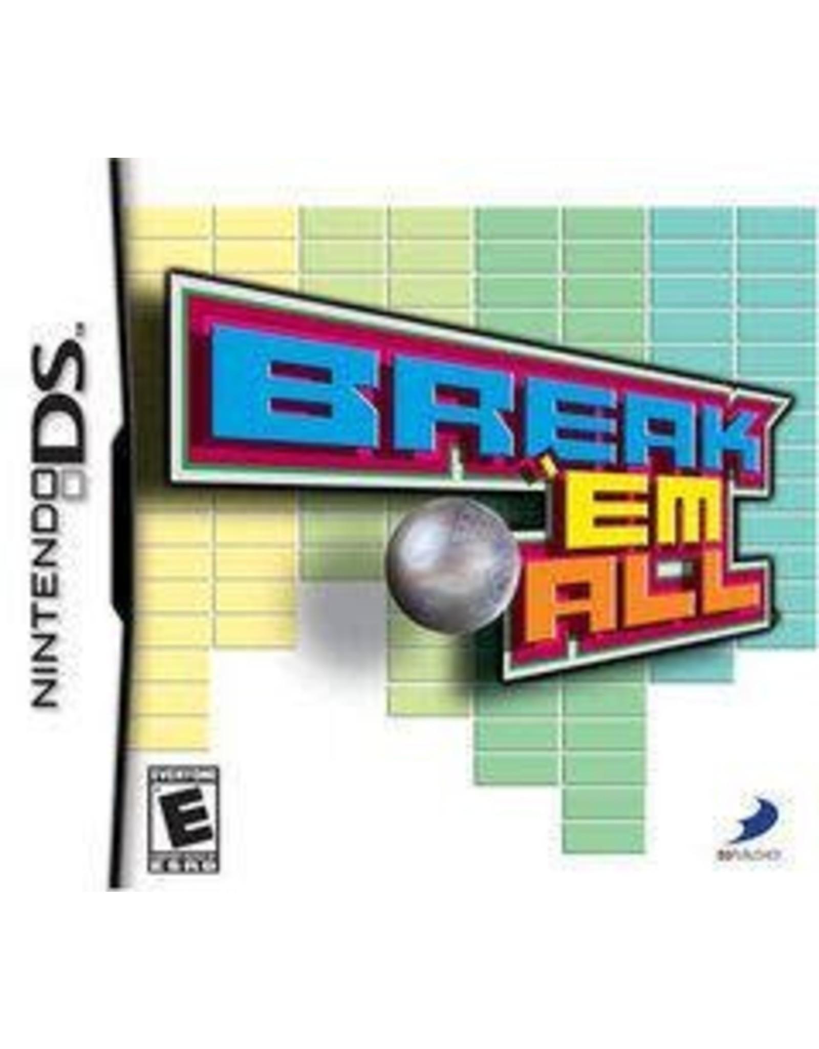 Nintendo DS Break Em All