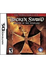 Nintendo DS Broken Sword The Shadow of the Templars  (Cart Only)