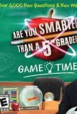 Nintendo DS Are You Smarter Than A 5th Grader? Game Time