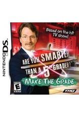 Nintendo DS Are You Smarter Than A 5th Grader? Make the Grade (CiB)