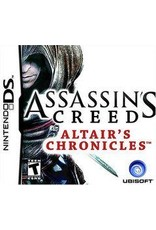 Nintendo DS Assassins Creed Altairs Chronicles