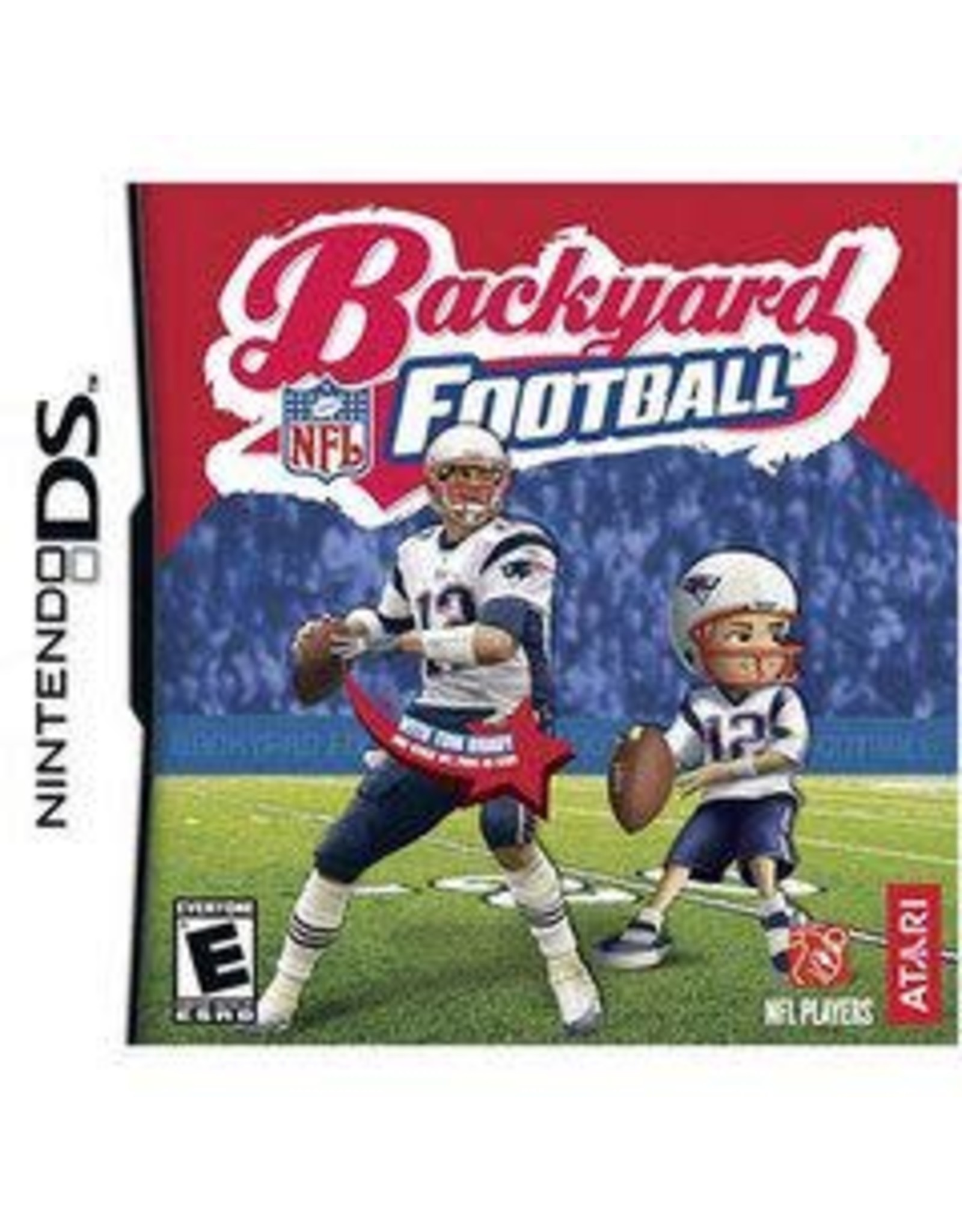 Nintendo DS Backyard Football