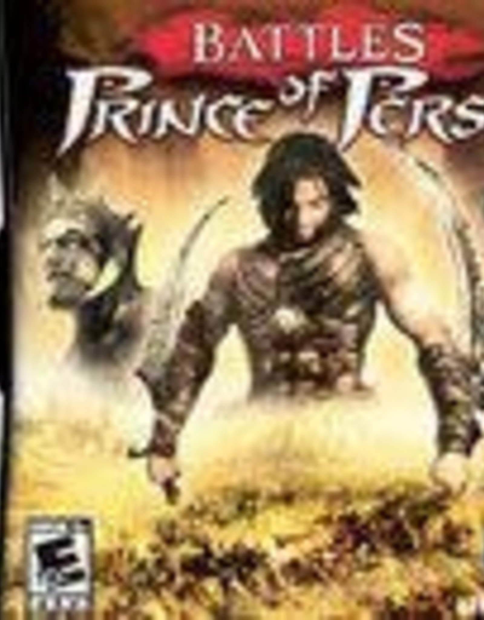 Nintendo DS Battles of Prince of Persia