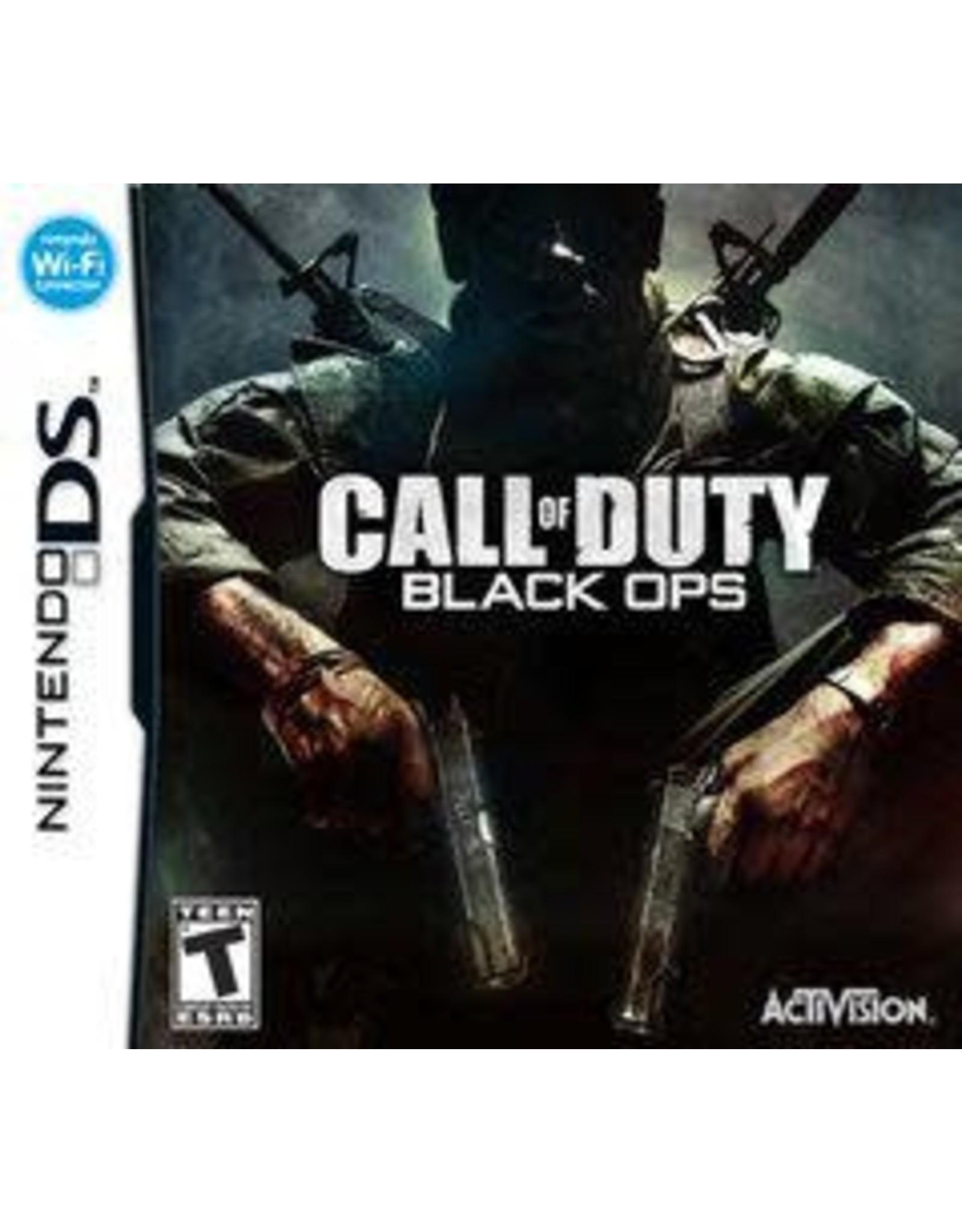 Nintendo DS Call of Duty Black Ops (CiB)
