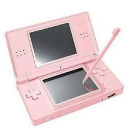 Nintendo DS Nintendo DS Lite (Coral Pink)