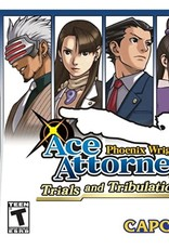 Nintendo DS Ace Attorney Trials and Tribulations (CIB)