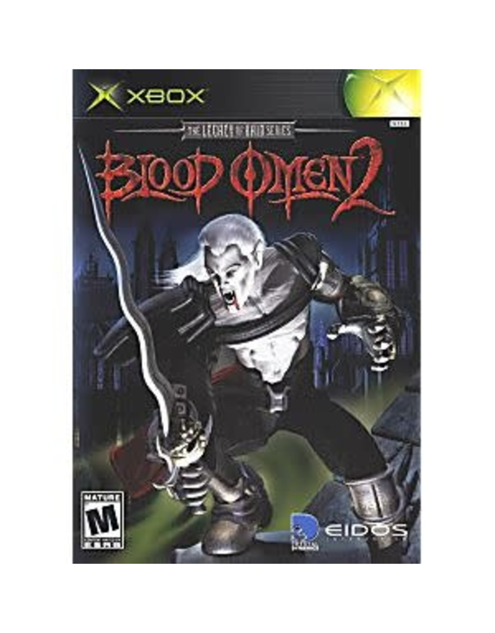 Xbox Blood Omen 2 (CiB)