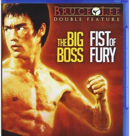 Cult and Cool The Big Boss / Fist of Fury (USED)