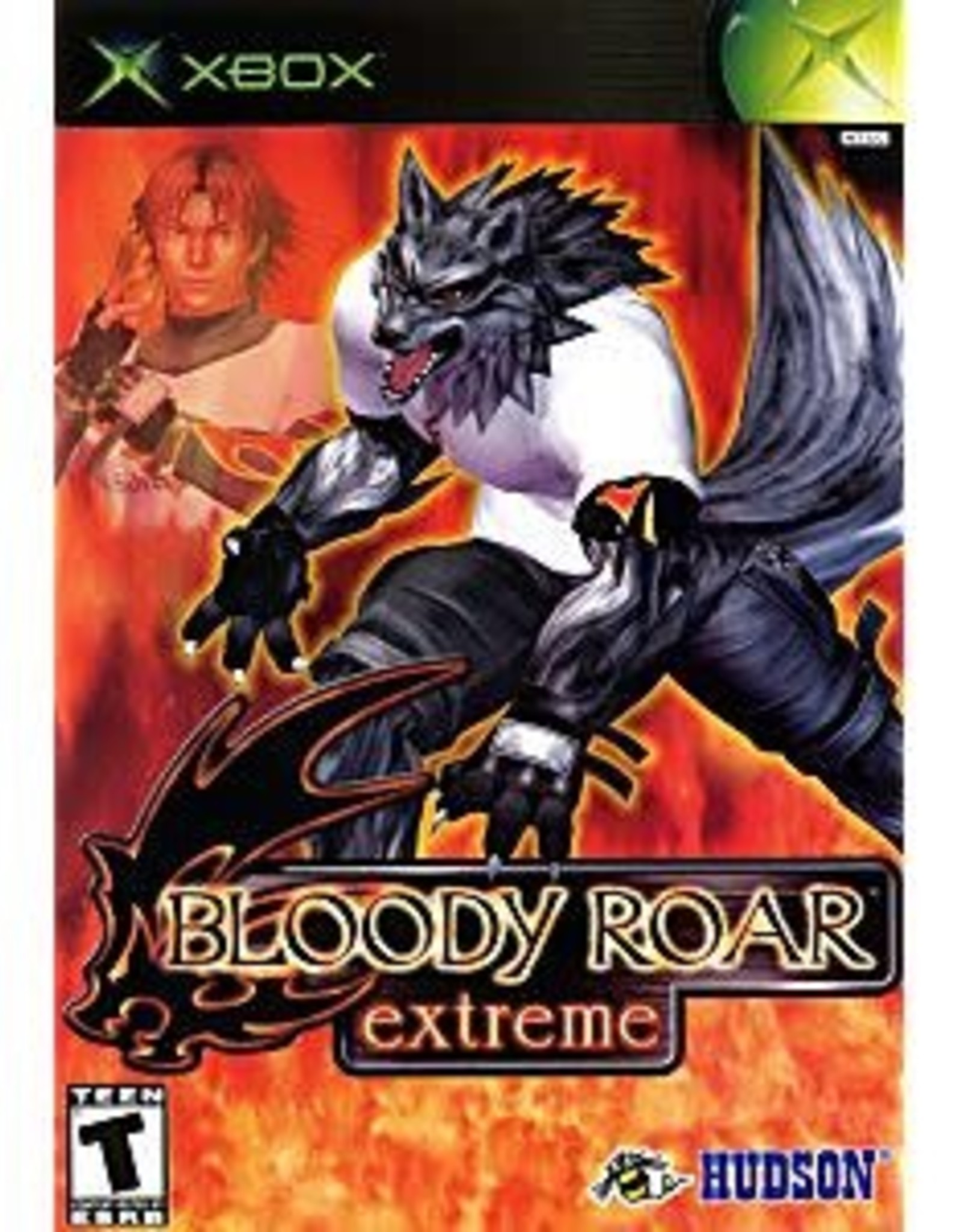 Xbox Bloody Roar Extreme (No Manual)