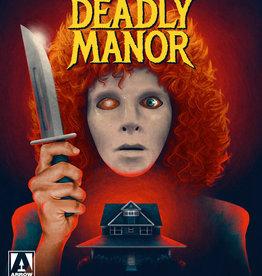 Arrow Video Deadly Manor (Arrow, Brand New)